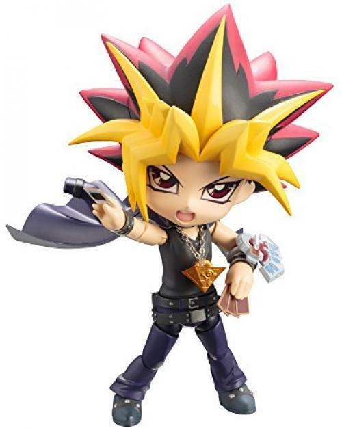 NEW Cu-poche Yu-Gi-Oh  YAMI YUGI Action Figure Kotobukiya from Japan F/S