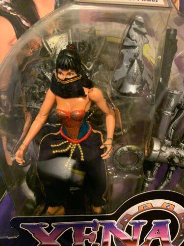 Xena Warrior Princess Harem XENA avec Pilier du pouvoir