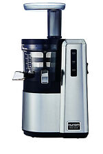NEW Hurom H25 Alpha Slow/Cold Press Juicer: Stainless Steel