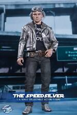 "QUICKSILVER 12"" 1/6 ACTION FIGURE XMEN DAYS OF FUTURE PAST HOT TOYS NEW IN STOCK"