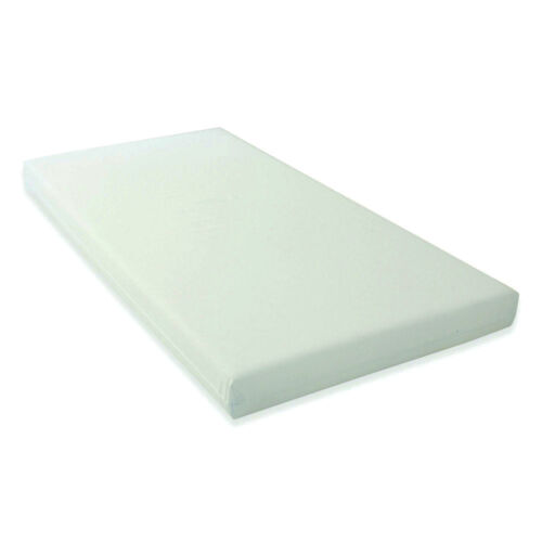 LAURA 119x59cm Baby Travel Cot Mattress 7cm Thick