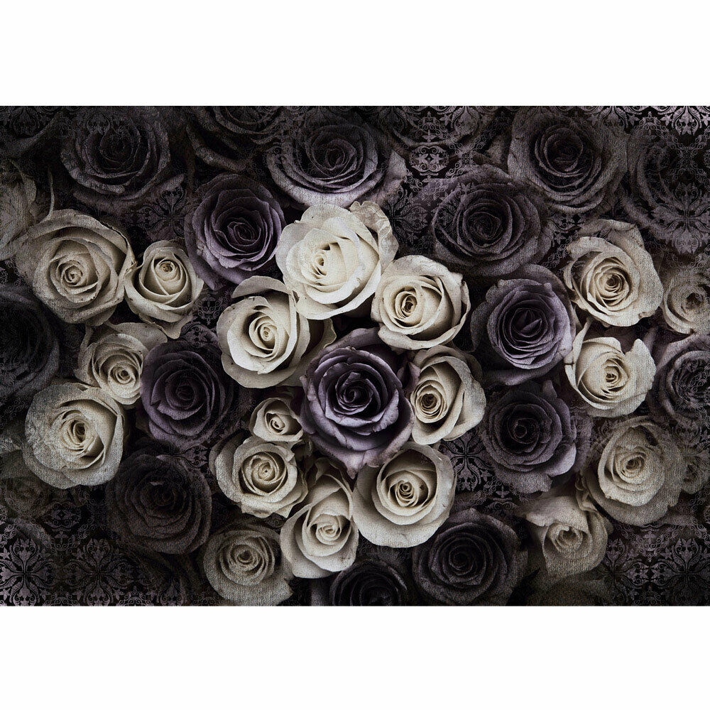 Photo Wall Paper Flowers Flowers pinks Ornaments Pattern Vintage Liwwing No. 910