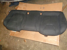 13 14 15 16 Dodge Dart Rear Seat Cushion Bench With Airbag Air bags Black Cloth