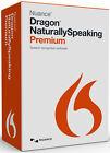 Nuance Dragon NaturallySpeaking Premium 13 - New Retail Box