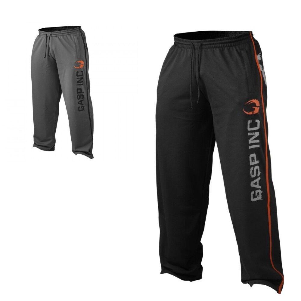 GASP No 89 Mesh Pant - Herren-Trainingshose - Sport-Hose - Fitness-Hose  | Zuverlässiger Ruf