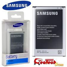 Batteria Originale 3200mAH 3.8V per Samsung Galaxy Note 3 N9005 N9000 in Blister