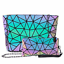 Luminous-Women-Geometric-laser-Tote-Shoulder-Bags-Laser-Plain-Folding-Handbags thumbnail 40