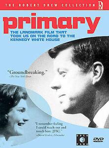 Primary (DVD, 2003) New/Sealed