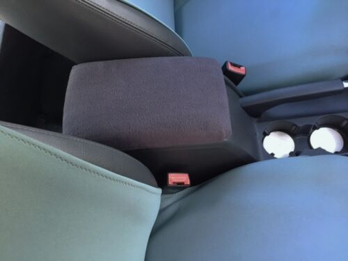 Center Armrest Cover Fleece Material U3 Auto Console Cover