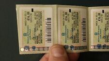 MARCA / MARCHE DA BOLLO DA € 16,00 anno 2015 e 2016