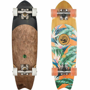 Globe Sagano Complete Skateboard Cruiser Mini-Board with Tensor Axles New