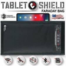 Mission Darkness Non-window Faraday Bag for Tablets Device Shielding Law EMP &