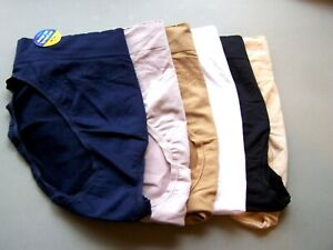 c4eb8cad1eb0 VANITY FAIR No Pinch Hi-Cut Panties Style 13171 Size 7-9 Var Colors ...