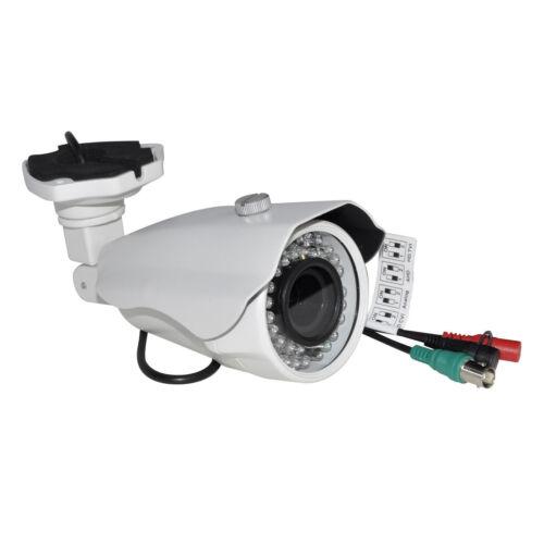 HD AHD 5MP Bullet Camera  2.8-12mm Vari-focal Lens OSD 42 IR Led