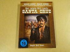 DVD / DER LETZTE RITT NACH SANTA CRUZ ( MARIO ADORF, KLAUS KINSKI... )