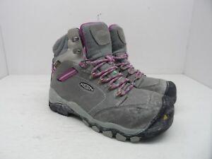 8f11515013f KEEN Women's CSA Canby WP Aluminum Toe Work Boots GARGOYLE/VAPOR ...