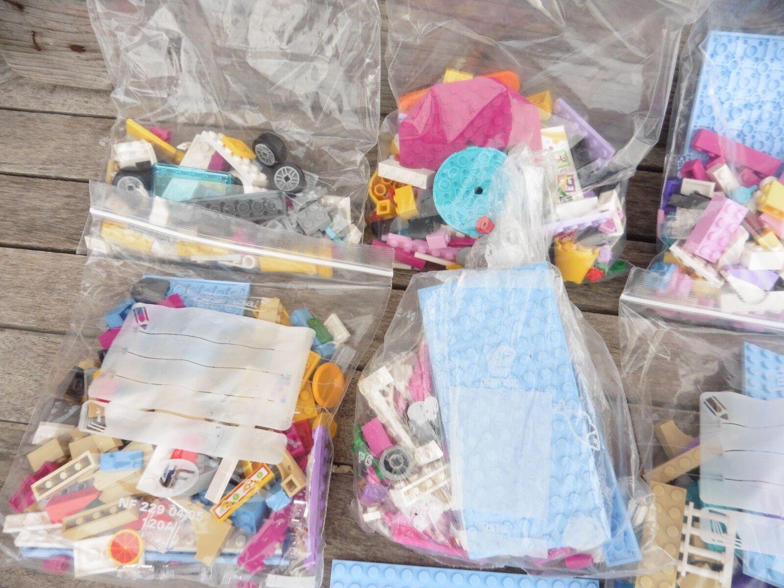 Bonne année, achat de recettes, cadeaux LEGO FRIEND REF REF REF 41058 COMPLET A 100% /MANQUE LA BOITE 4eaf8c