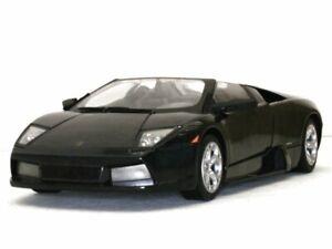 LAMBORGHINI Murcielago Roadster - blackmetallic - MotorMax 1:18