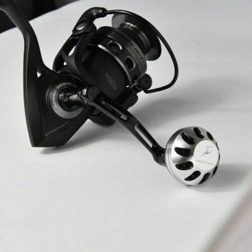 Gomexus Power Knob for Shimano Abu Daiwa Okuma Penn Reel Handle 38-47mm Drill