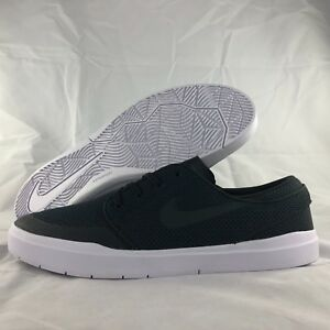 sports shoes d4536 8d390 Image is loading Nike-SB-Stefan-Janoski-Hyperfeel-XT-Anthracite-Black-