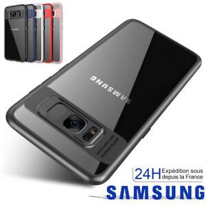 Parechoc-Housse-Coque-cover-Etui-Samsung-S6-S7-Edge-S8-Plus-S9-J3-J5-A3-A5-Note8