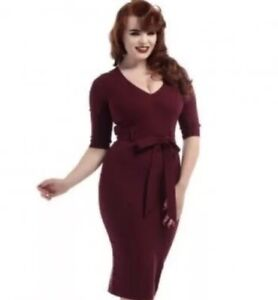 Collectif-Vintage-Meadow-Pencil-Dress