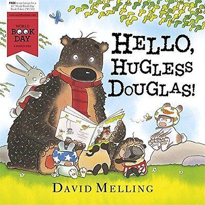 Hello, Hugless Douglas! World Book Day 2014, Melling, David, New condition, Book