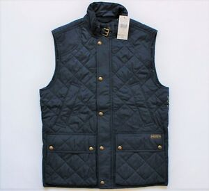 Image is loading Mens-Polo-Ralph-Lauren-Southbury-Quilted-Vest-Gilet-