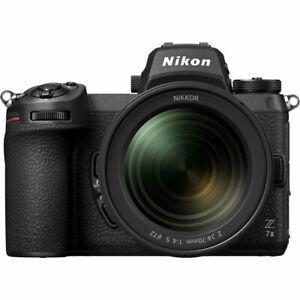 Nikon Z 7II Mirrorless Digital Camera w/ 24-70mm f/4 Lens 1656