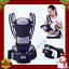 0-48M-Ergonomic-Baby-Carrier-Infant-Bag-Hipseat-Carrier-Front-Facing-Kangaroo thumbnail 11