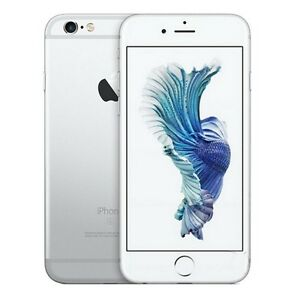 APPLE-IPHONE-6S-64GB-SILVER-NUOVO-GRADO-A-SIGILLATO-NO-FINGERPRINT