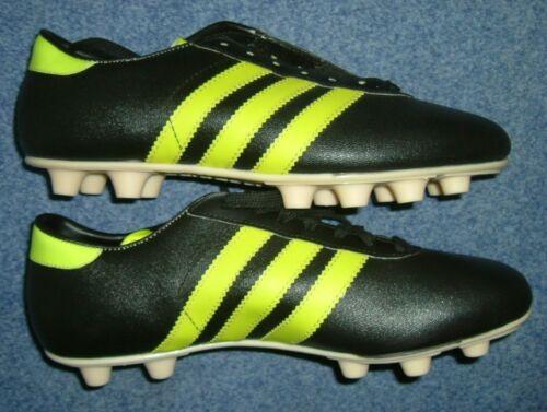 collection football Adidas Nouveau de 38 Uwe Chaussures Jaune Vintage de Rare Gr Seeler Chaussures qBIwpnfI