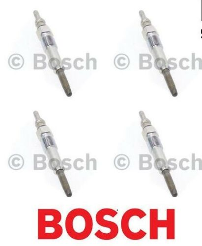4 CANDELETTE BOSCH FORD S MAX 1.8 TDCI