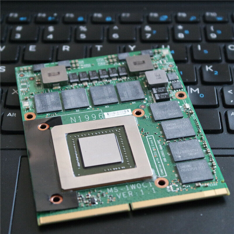 DELL Nvidia GeForce GTX 780M 4GB DDR5 MXM 3.0 Type B for Alienware