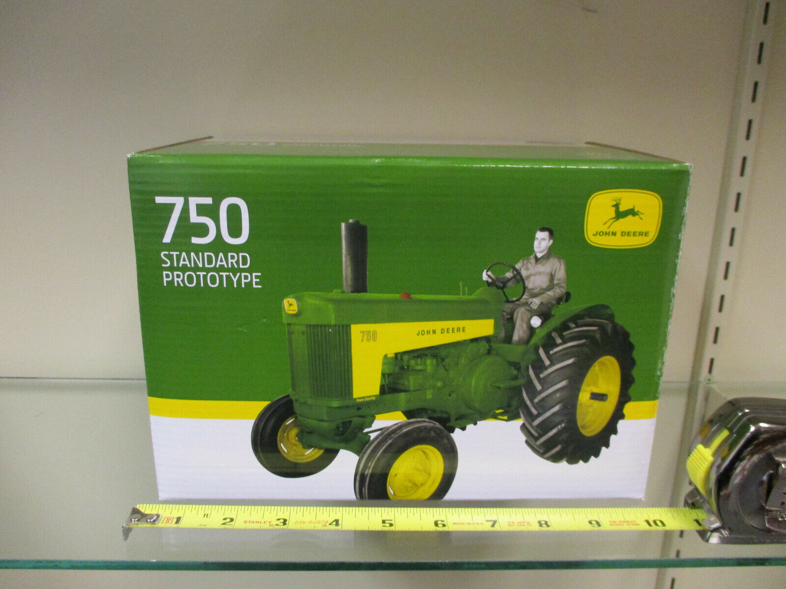 John Deere 750 Standard Predotype Two-Cylinder Club Special Edition Award