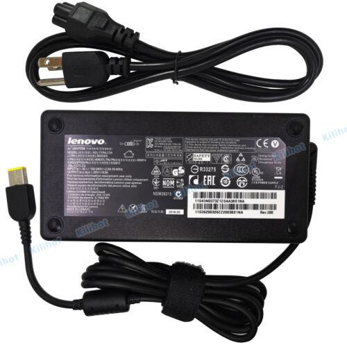 Original AC adapter Charger Lenovo ThinkPad W540 W541 20V 8.5A 170W Power Supply