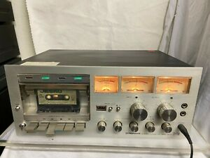 Pioneer-CT-F700-Stereo-Cassette-Tape-Deck