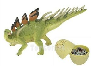 Kentrosaurus Dinosaur Dino Part XII 4D 3D Puzzle Model Kit Toy