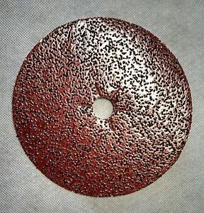 Floor disc sander self leveling floor cement