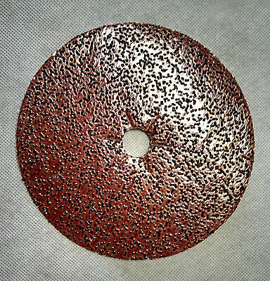 """7/"""" x 5//16/"""" 416-07520 Maroon Edger Pads box of 10 RB2C"""