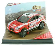 1:43 Mitsubishi Lancer Racing-Spinelli-Rally Dakar 2012-VSS 43460