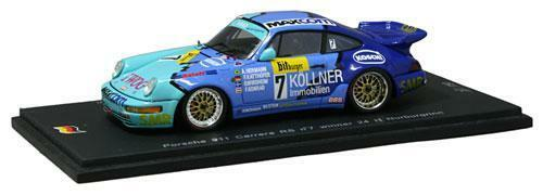 Porsche 911 Carrera RS  7 Konrad-Hermann  Nürburgring  1993  Spark 1:43 / SG015