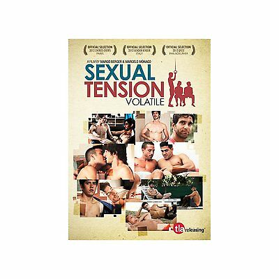 Sexual Tension: Volatile - DVD NEW & SEALED