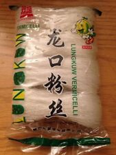 2x 180g 6.34oz Mung Bean Vermicelli Noodles gluten free high fiber low carb