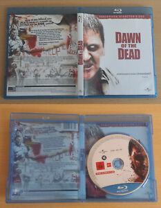 DAWN OF THE DEAD Exklusiver Directors Cut (BLU-RAY) --- Deutsche Version - Stendal, Deutschland - DAWN OF THE DEAD Exklusiver Directors Cut (BLU-RAY) --- Deutsche Version - Stendal, Deutschland
