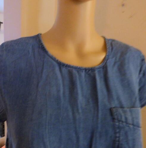 taille M taille M bleu clair $78.00 Velvet Heart Carlita Décontracté T-shirt