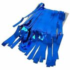 Tinsel Curtain Decoration for Christmas Years Party Blue