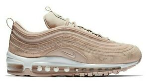 Details about Nike Air Max 97 SE Women's Sneakers Particle Beige Bronze AV8198 200 Size 10.5