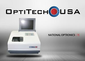 Details about Refurbished National Optronics 7E HLP Edger/Patternless  Edger/ Optical Equipment