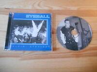 CD Punk Eyeball - Talkin' Straight MCD (8 Song) CRUCIAL RESPONSE SXE